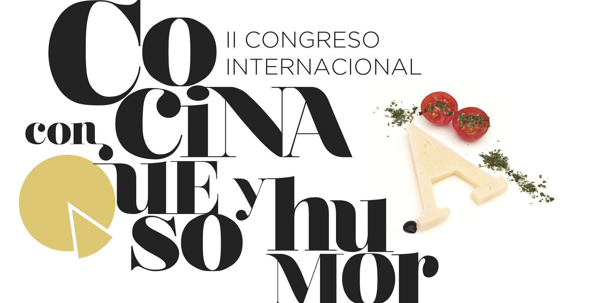 Ii congreso internacional cocina con queso y humor - Carteles de cocina ...