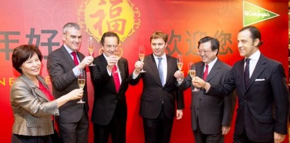 El Corte Inglés impulsa en China la gastronomía 'made in Spain'