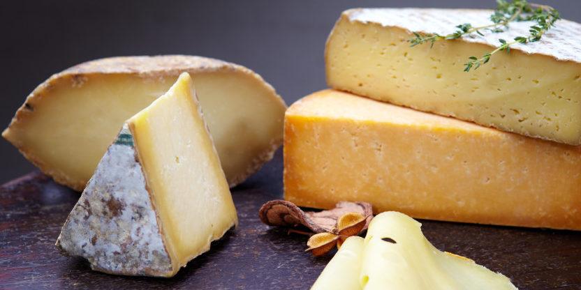 corteza del queso