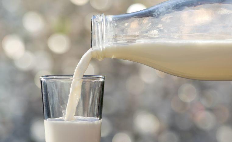 Día de la leche cruda