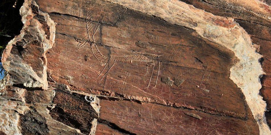 Enclave de arte paleolítico