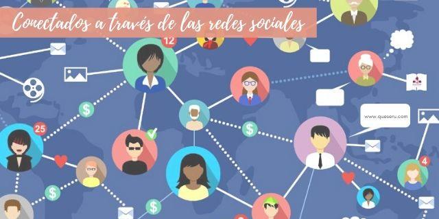 conectados a través de las redes sociales-2